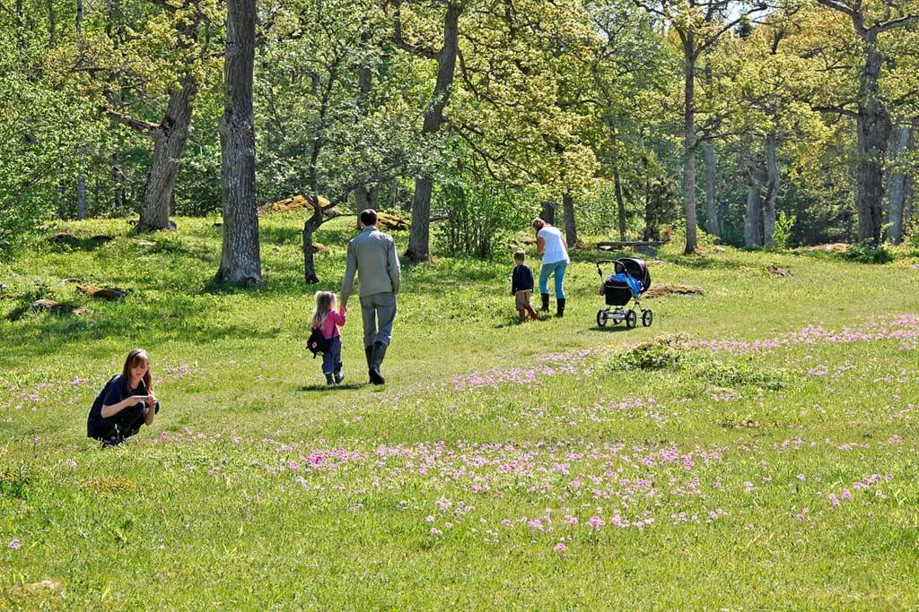 Nature Reserves Stockholm Archipelago